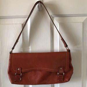 Prune | Leather Shoulder Bag